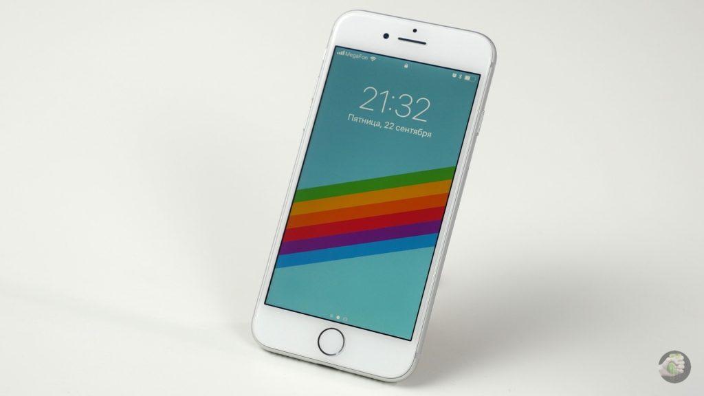 iPhone 8 Plus всё-таки лучше, чем iPhone X