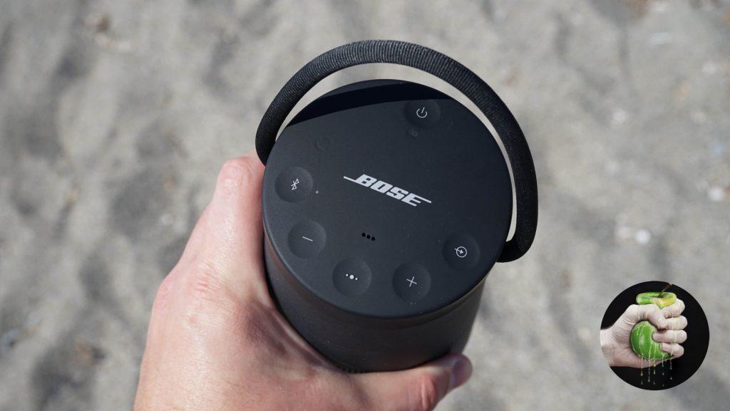 Обзор Bose SoundLink Revolve +: как я провёл лето