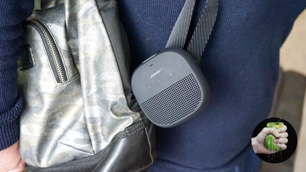 Обзор Bose SoundLink Micro: возьму тебя везде