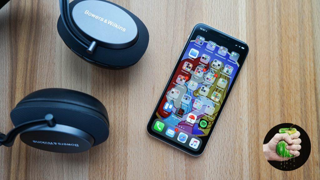 Обзор iPhone X (много текста, мало фото)