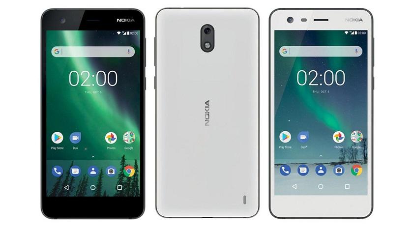Случайная утечка бюджетной Nokia 2 на Android