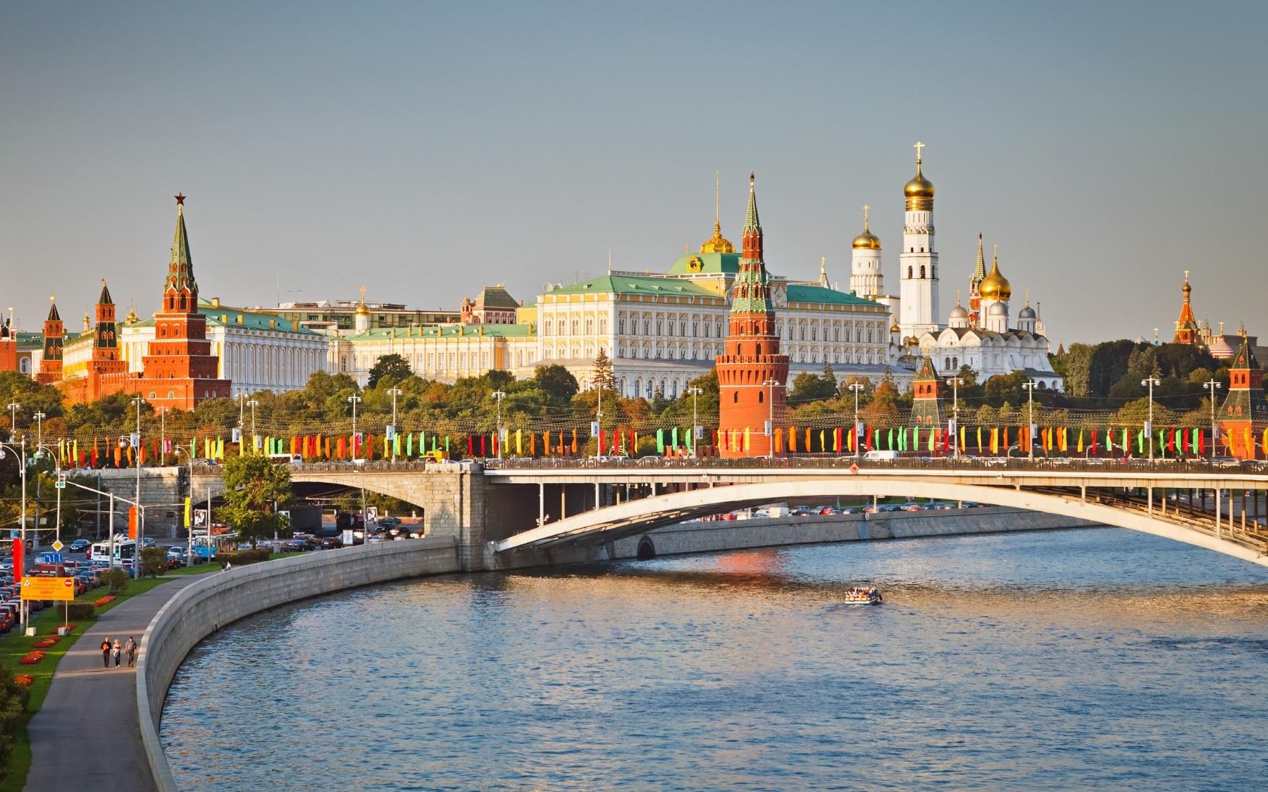 Полезная информация о городе для жителей и гостей Москвы