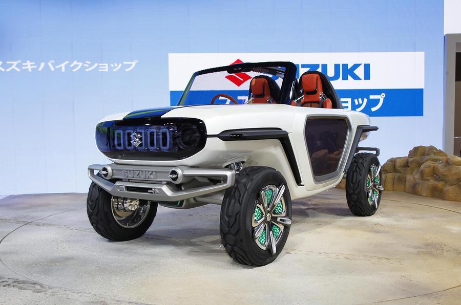 Лучшие новинки Токийского автосалона 2017