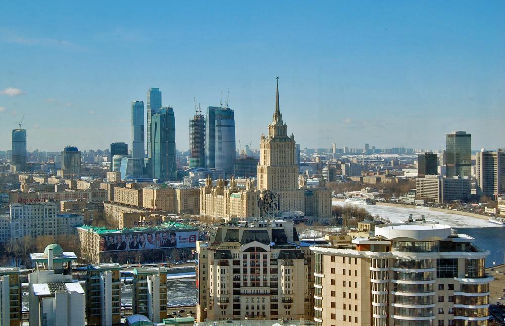 Справочник Москвы поможет найти нужный адрес быстро и легко