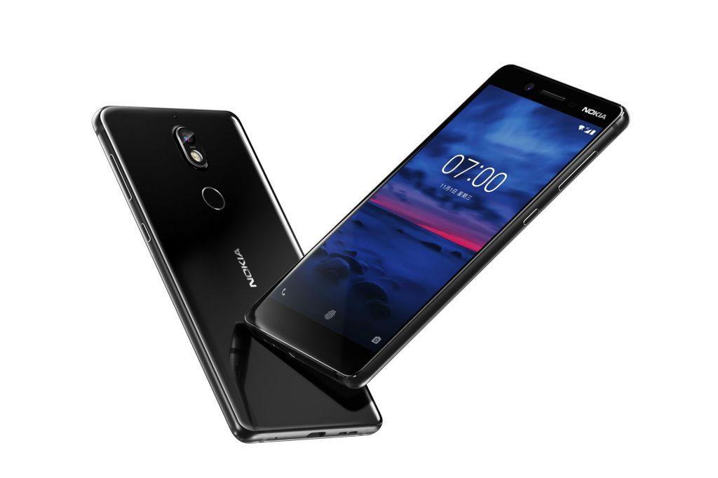 Показали новую Nokia 7: стеклянный корпус, годная начинка и цена нормальная