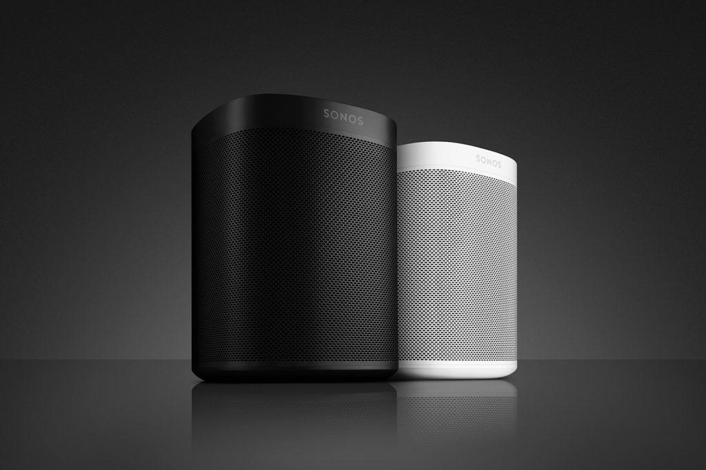 Sonos One: умная колонка со многими функциями (не для России)