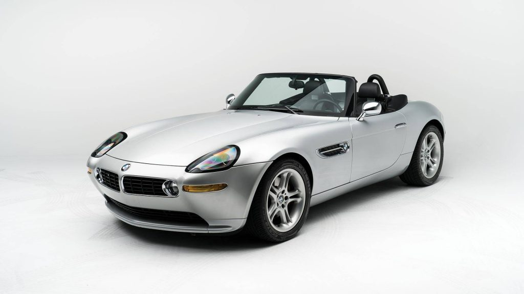 Любимую BMW Стива Джобса выставили на аукцион
