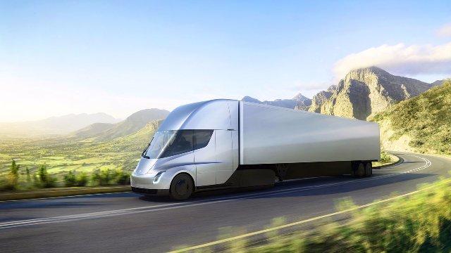 Цена Tesla Semi на удивление конкурентоспособна