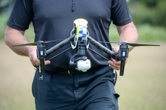 Британский законопроект даст полиции возможность захватывать беспилотные летательные аппараты