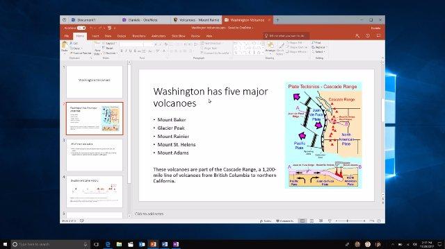 Последний эксперимент Microsoft по Windows 10: запуск приложений на вкладках