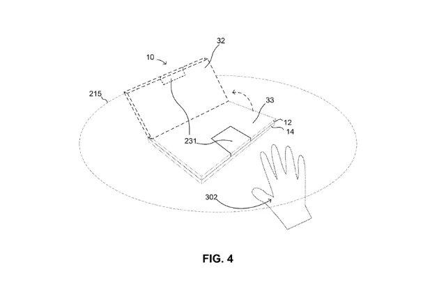 Google патентует моторизованный экран Pixelbook, который может регулировать экран для вас