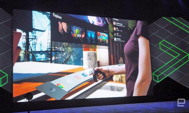 Переработанные интерфейсы VR Oculus будут готовы к тестированию в декабре