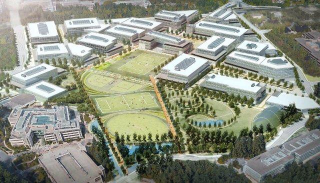 Штаб-квартира Microsoft в Редмонде получит многомиллиардное расширение