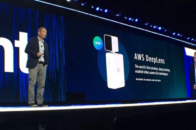 Amazon представляет инструменты для искусственного интеллекта