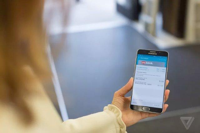 Samsung Pay может скопировать социальный канал Venmo