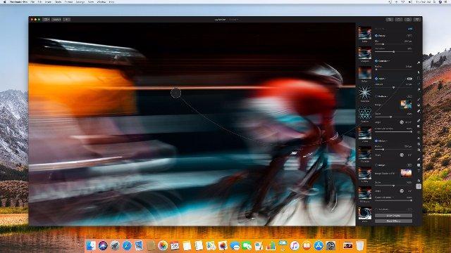 Pixelmator, новый конкурент Photoshop, готов для вашего Mac