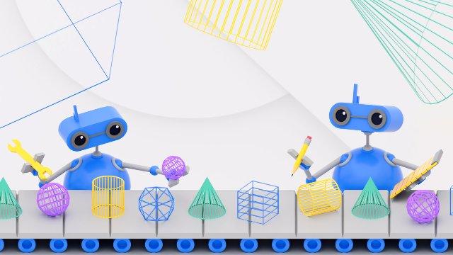 Google позволяет разработчикам находить 3D-активы, не покидая VR