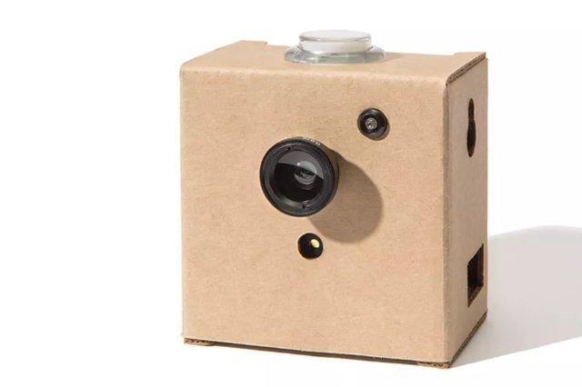 Google создает комплект компьютерного зрения с Raspberry Pi