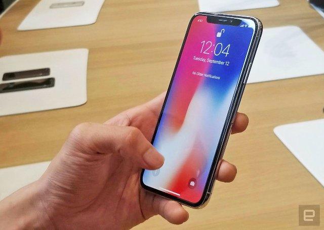 Apple может поделиться данными о лицах iPhone X с разработчиками