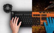 Logitech сделала набор VR-клавиатур