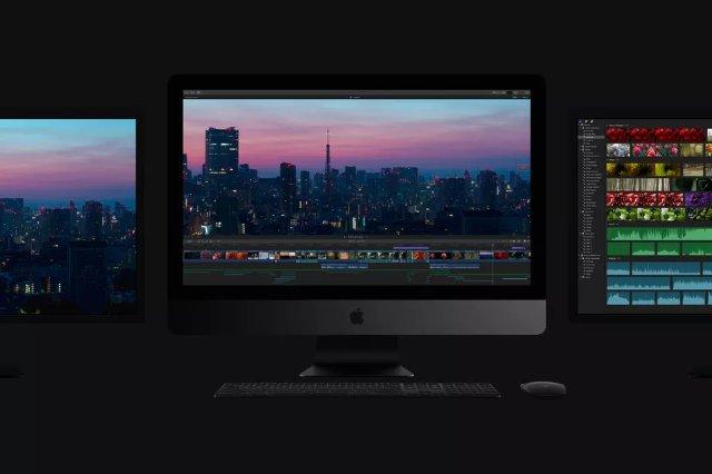 Сообщается, что iMac Pro будет иметь сопроцессор A10 Fusion для поддержки «Hey, Siri» и более безопасной загрузки