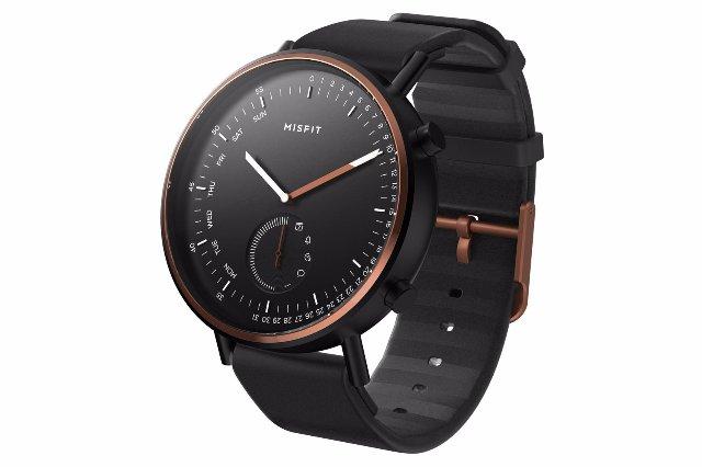 Последние гибридные умные часы от Misfit фокусируются на классическом стиле