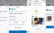 Теперь вы можете отправлять счета PayPal через Facebook Messenger
