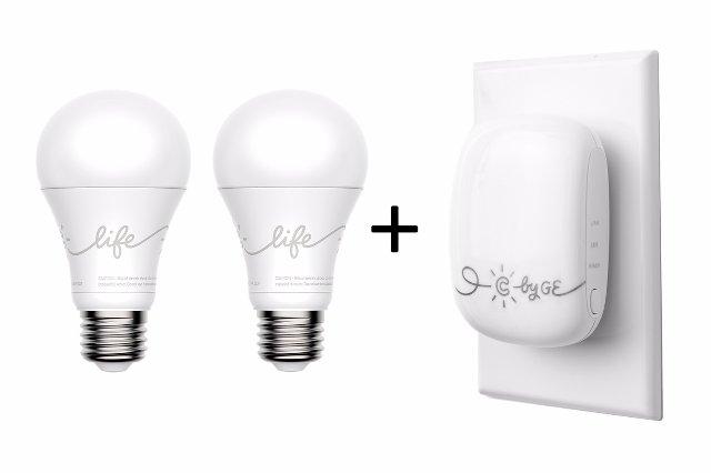 GE хаб соединяет свои умные лампочки с Alexa и Google Assistant