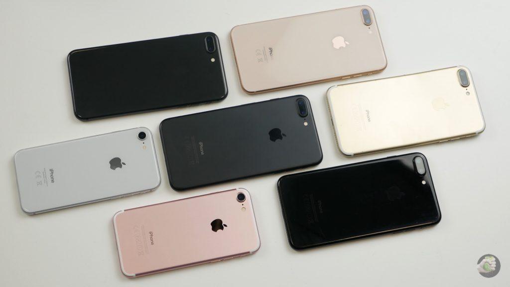 iPhone 8 или iPhone 7 — что лучше выбрать?