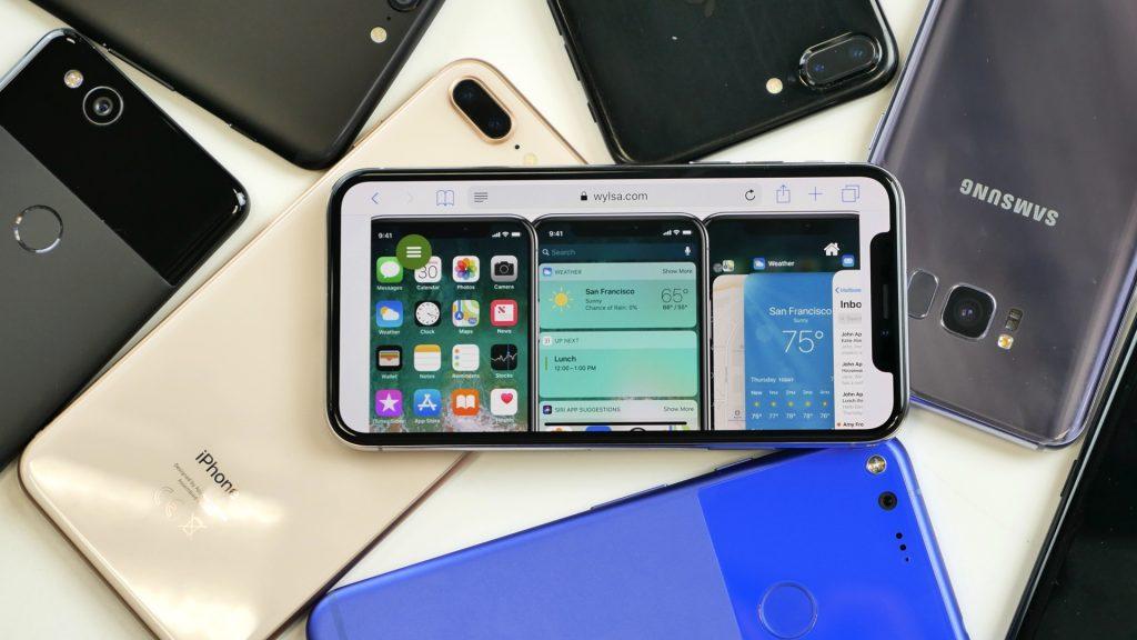 Неделя с iPhone X и Google Pixel. Что лучше?