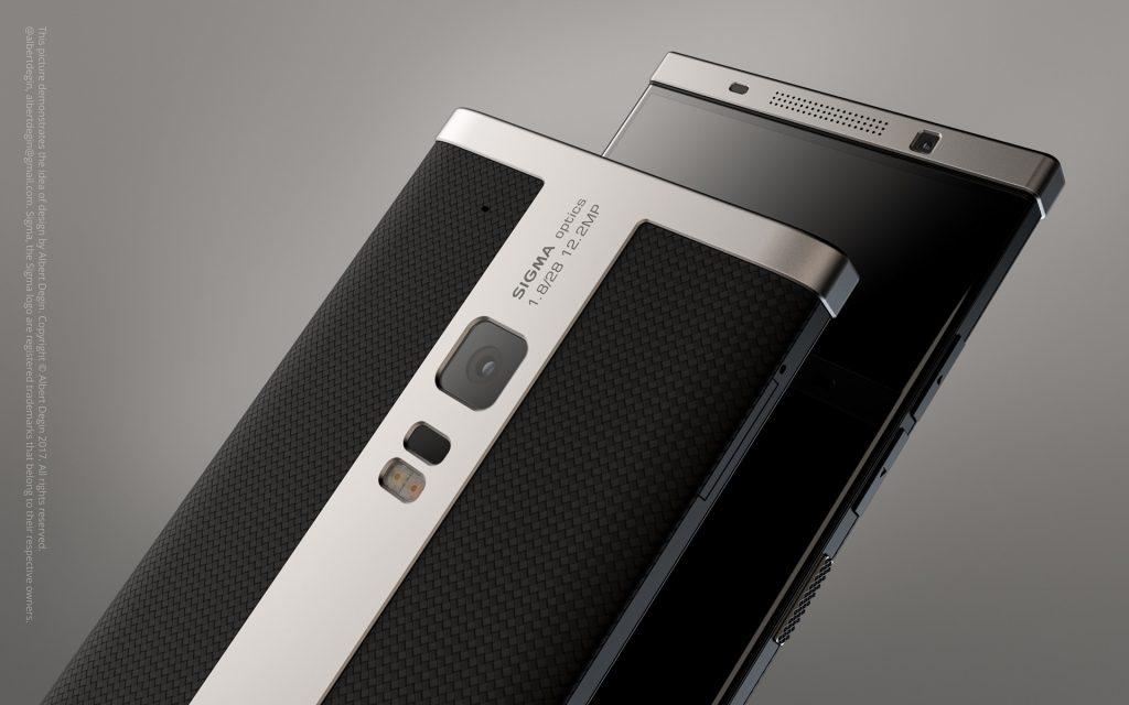 Концепт идеального смартфона Blackberry от нашего читателя