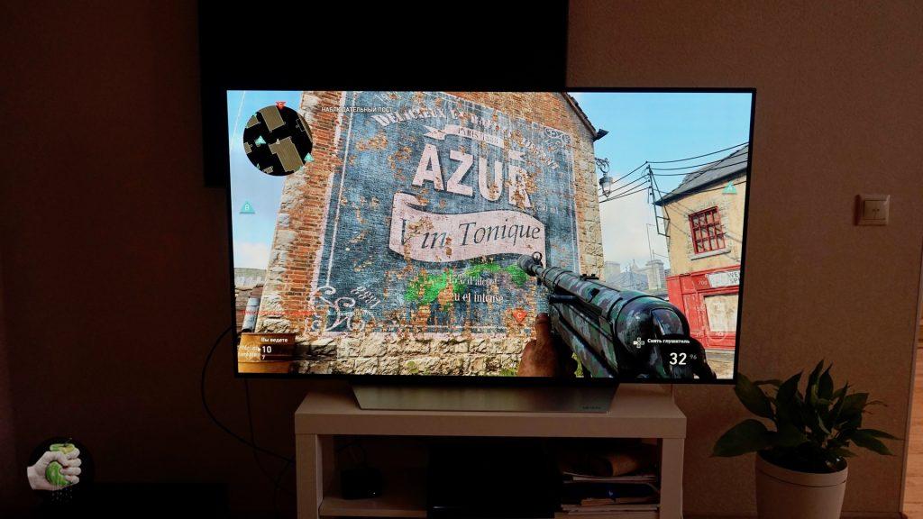 Вещь дня: телевизор LG OLED55C7V