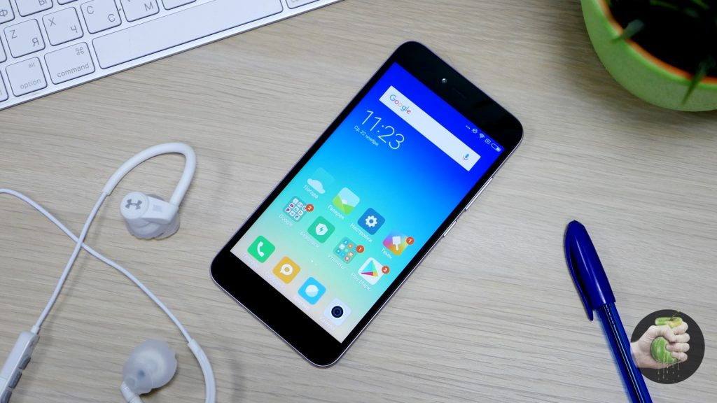 Обзор Xiaomi Redmi Note 5А: бюджетный друг с большим экраном
