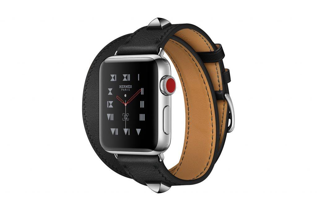Новые ремешки Hermès для Apple Watch: жёстко, стильно, дорого!