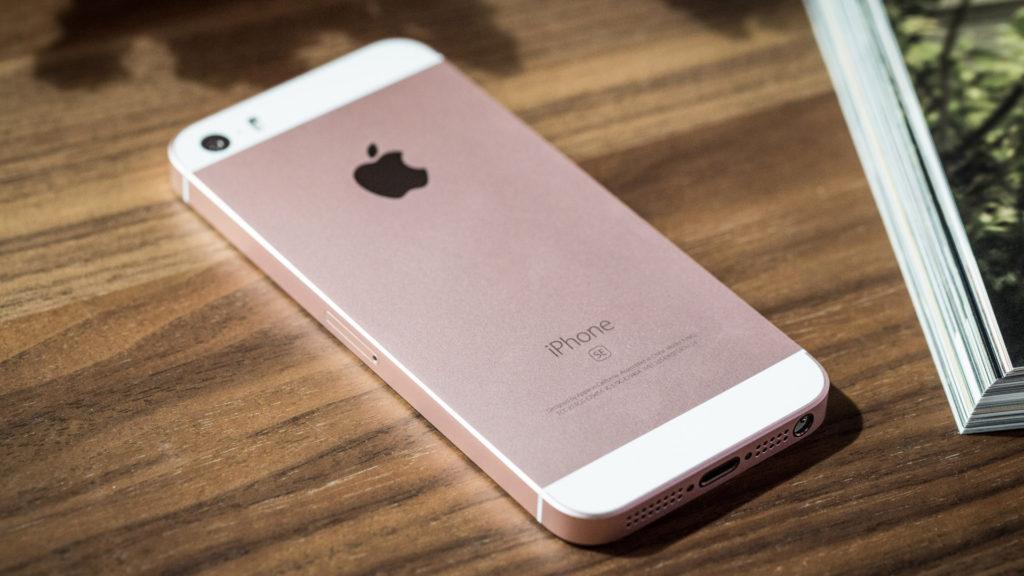 Опять весна, опять грачи, опять iPhone SE (обновлённый!)