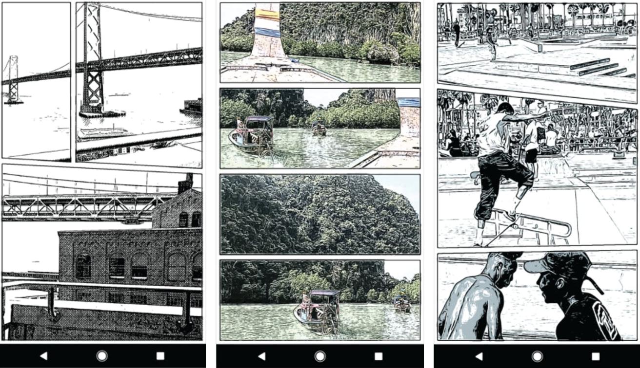Google Storyboard превращает ваши видео в комиксы