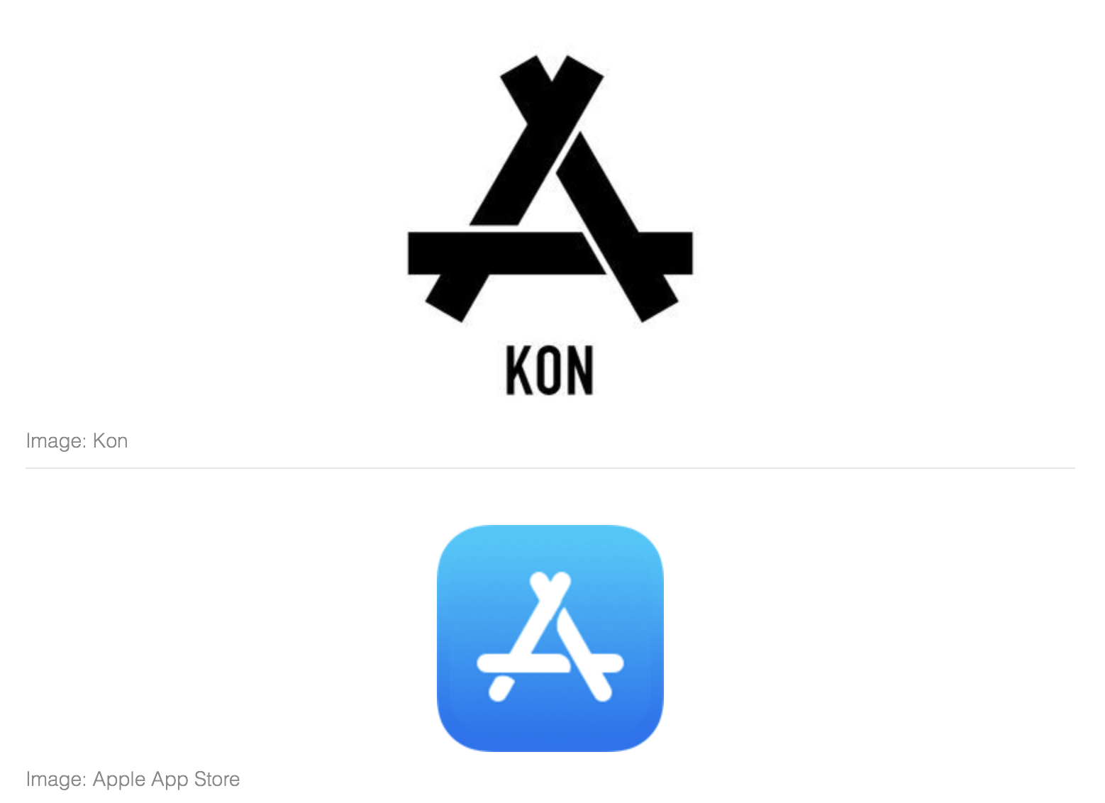 Китайский бренд подал в суд на Apple из-за логотипа