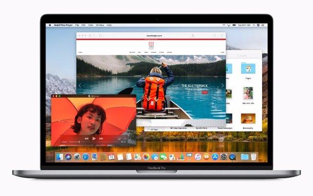 Ошибка macOS