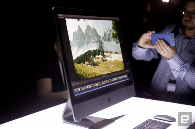 Apple iMac Pro поступит в продажу 14 декабря