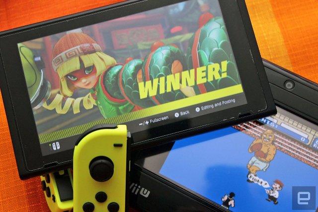 Nintendo уже продала более 10 миллионов Switches