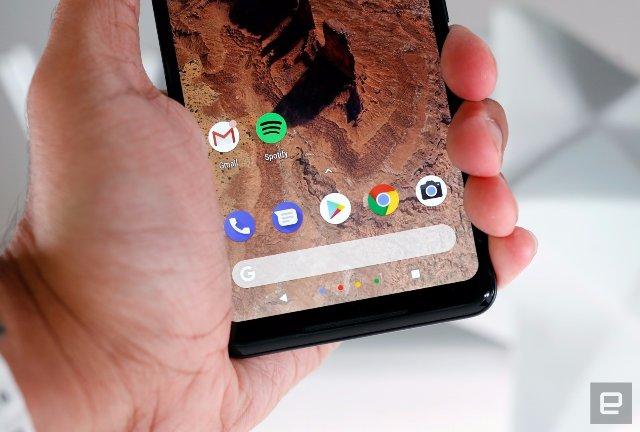 Менее 1 процента телефонов Android работают с Oreo