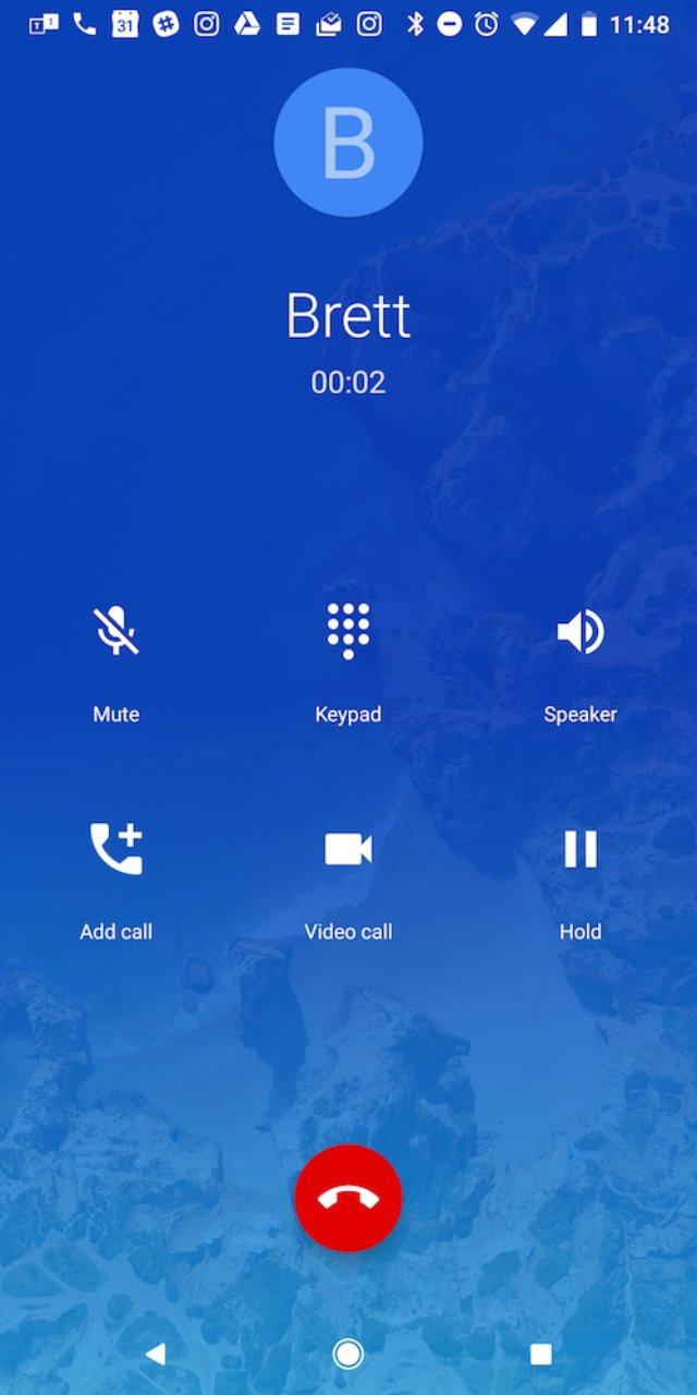 Google, наконец, интегрирует Duo на экран Android-звонков
