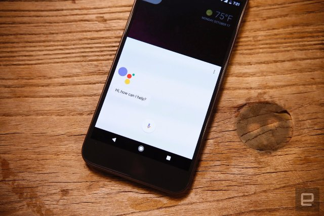 Google Assistant работает на старых телефонах Android