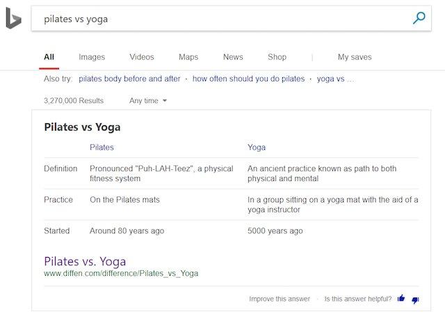 Microsoft представляет улучшенные функции поиска на базе ИИ для Bing
