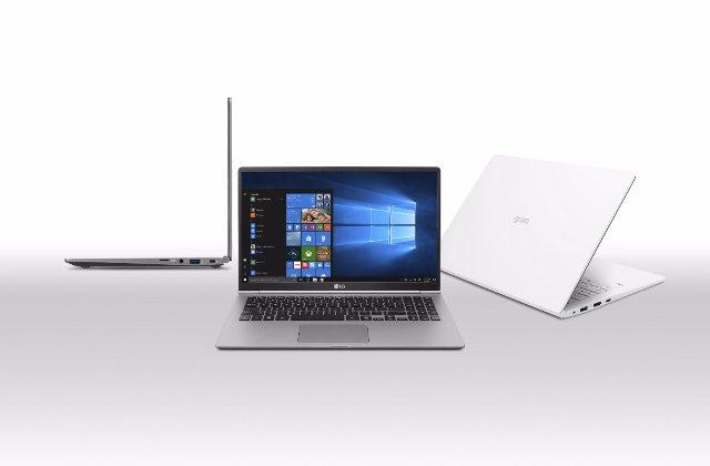 Обновленные ноутбуки LG Gram получили четырехъядерные процессоры