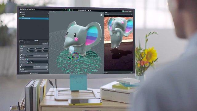 Snapchat's Lens Studio помогает создавать ваши собственные эффекты AR