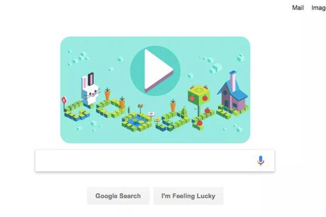 Google празднует 50 лет, как дети начали обучаться кодированию