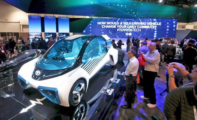 Toyota планирует создать более 10 моделей электромобилей к началу 2020-х годов