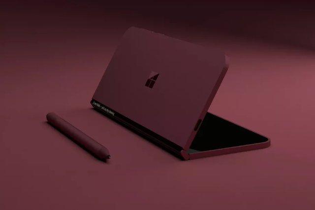 Патенты Microsoft Surface превратились в трехмерную концепцию
