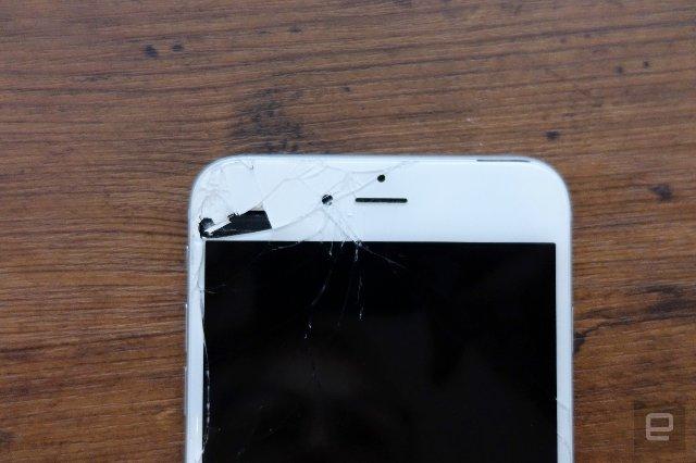 Новый полимер может сделать ремонт экрана телефона прошлым